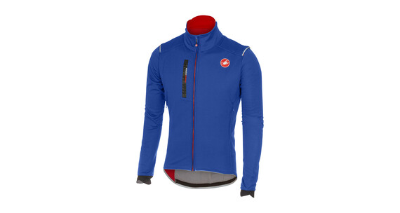 Castelli Espresso 4 Jacket Men surf blue